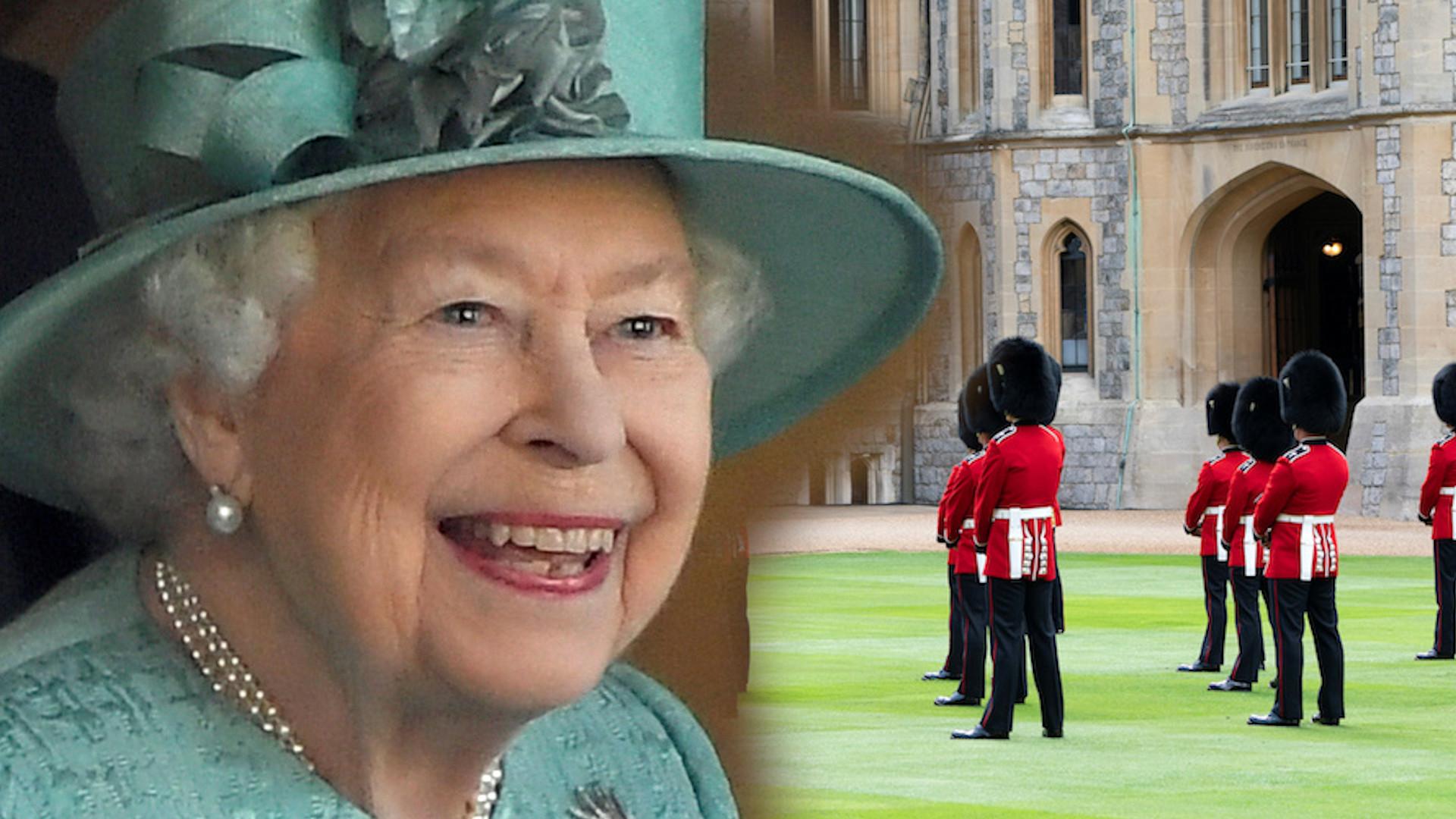 SMUTNE urodziny Królowej Elżbiety II (ZDJĘCIA)