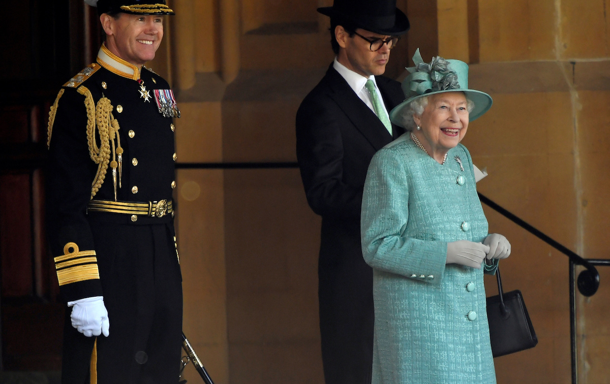 Królowa Elżbieta. Fot. TOBY MELVILLE / Reuters / Forum