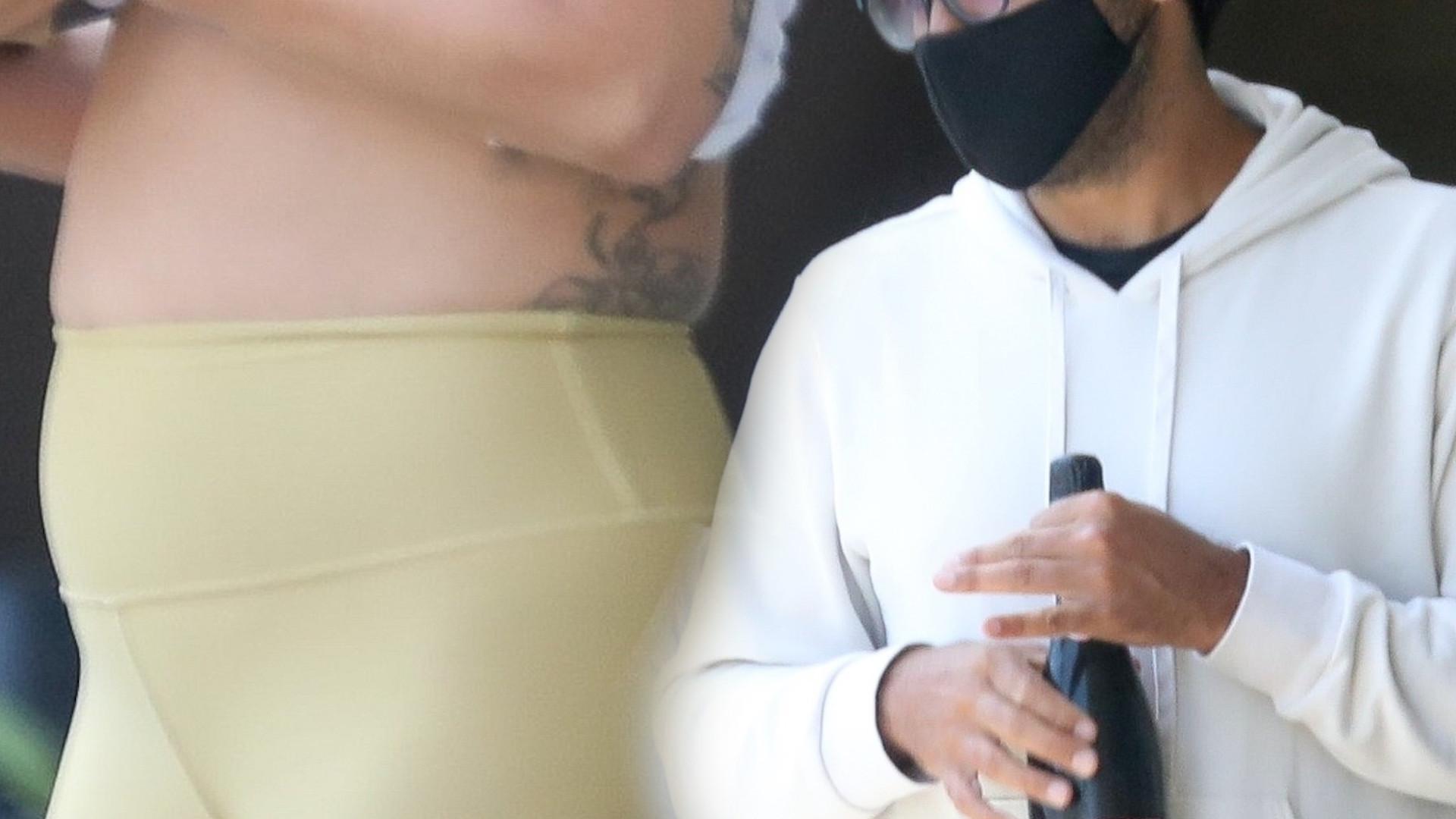 Lady Gaga przytyła podczas kwarantanny? Dla niej to nie problem włożyć legginsy (ZDJĘCIA)