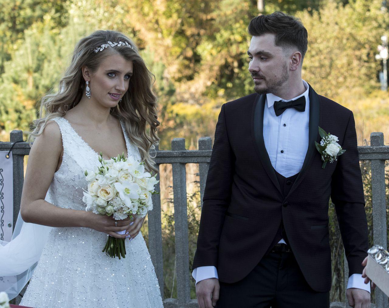 Zenon Martyniuk bierze ślub