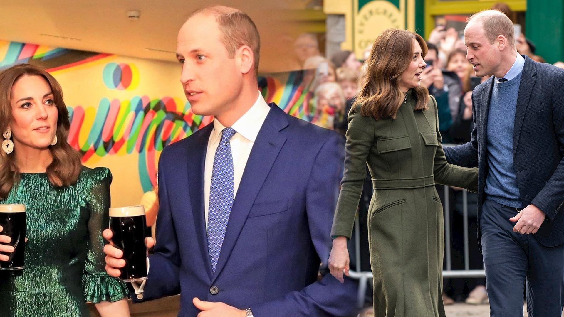 Książę William zaliczył straszną WTOPĘ przy księżnej Kate