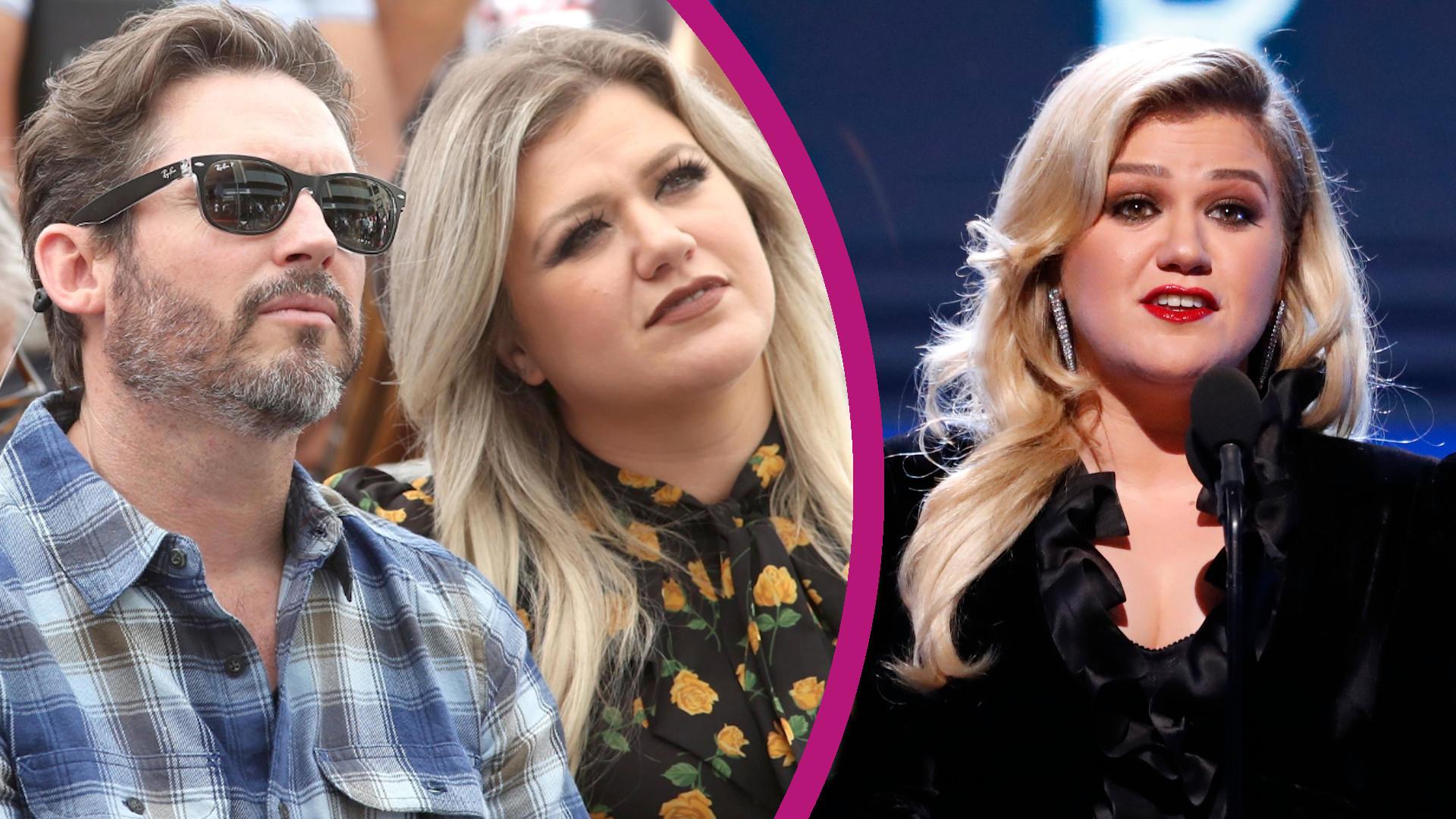 Kelly Clarkson pokazała się pierwszy raz od informacji o ROZWODZIE