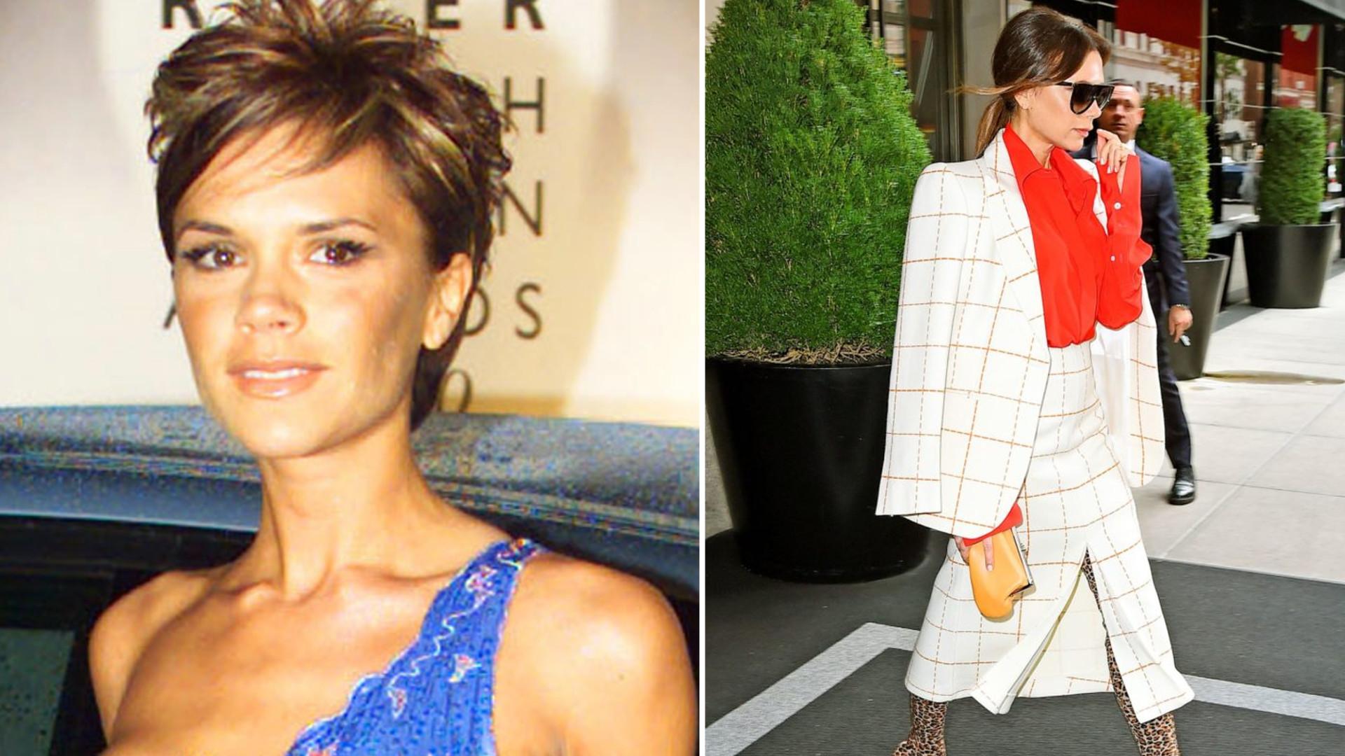 Victoria Beckham zdradziła, dlaczego na początku kariery nosiła TYLKO obcisłe ubrania