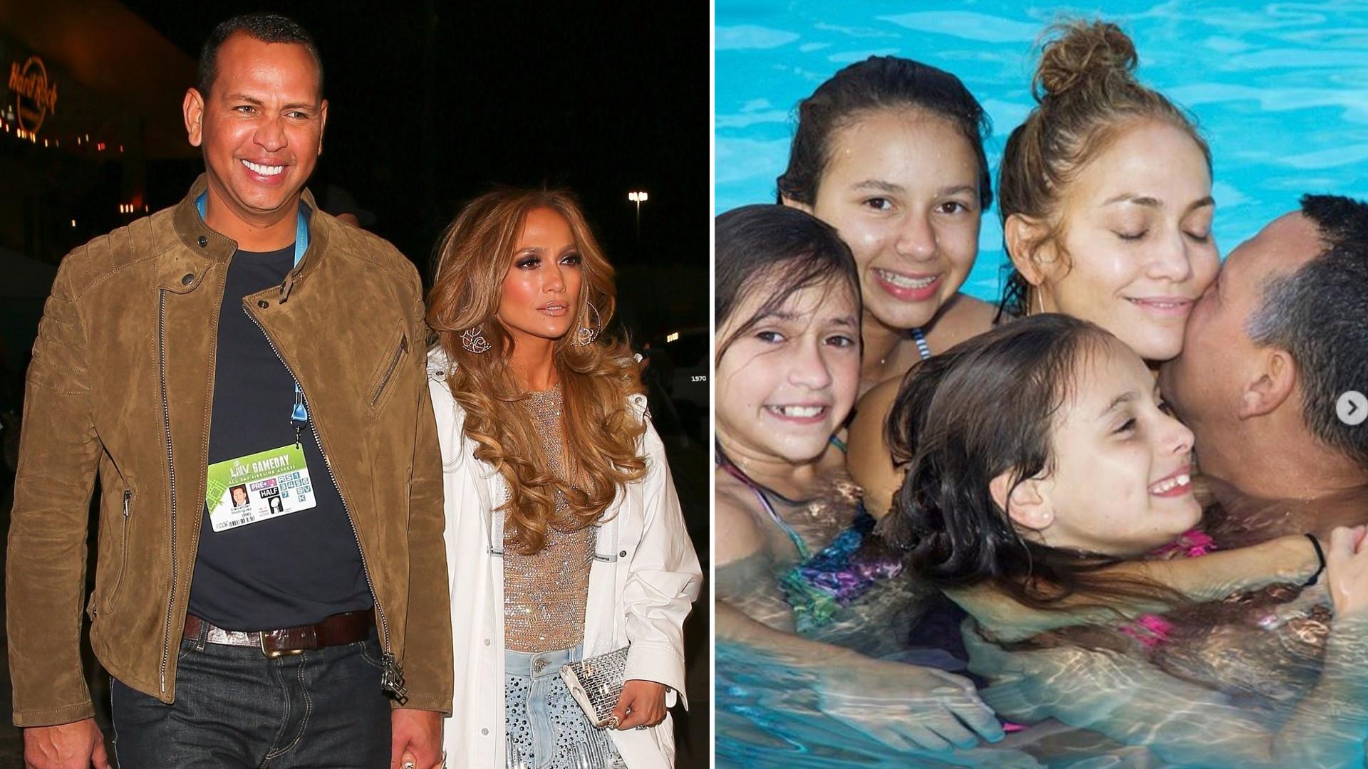 Jennifer Lopez i Alex Rodriguez witają na Instagramie nowego członka rodziny