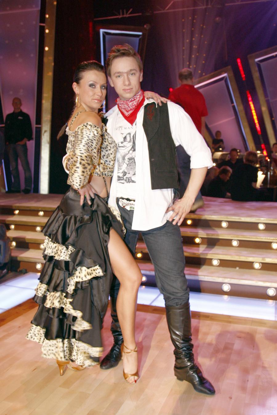 Kamila Kajak i Krzysztof Bosak. Fot. Kurnikowski/AKPA