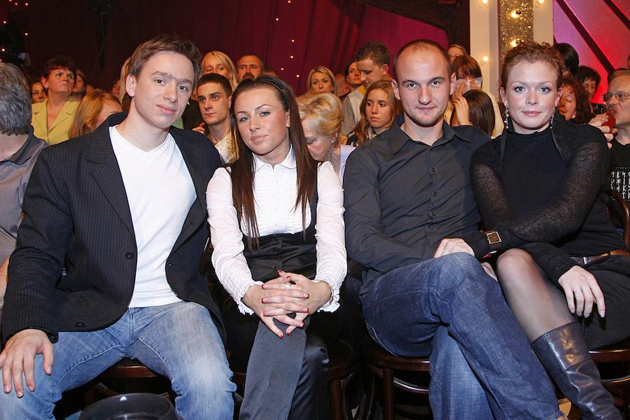 Kamila Kajak, Krzysztof Bosak, Daria Widawska. fot. Grπbczewski/AKPA