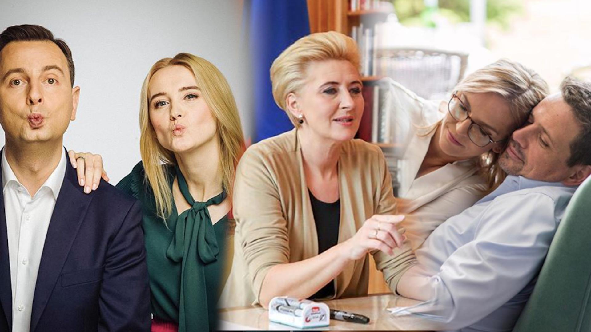Żony kandydatów na prezydenta Polski. Która wypada najlepiej przy Melanii Trump?