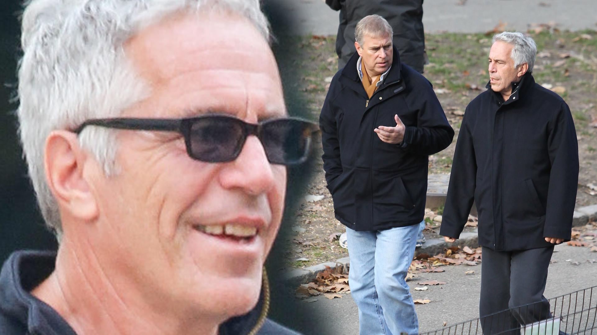Książę Andrzej nie chce nic mówić w sprawie byłego przyjaciela PEDOFILA – Jeffrey'a Epsteina