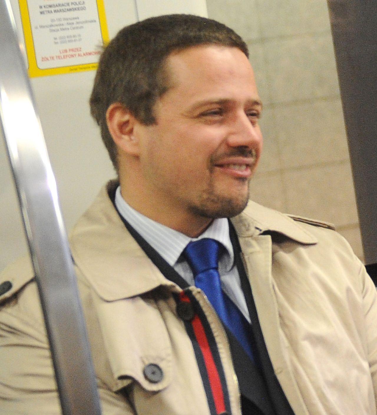 2010 rok - Rafał Trzaskowski w sztabie Hanny Gronkiewicz - Waltz