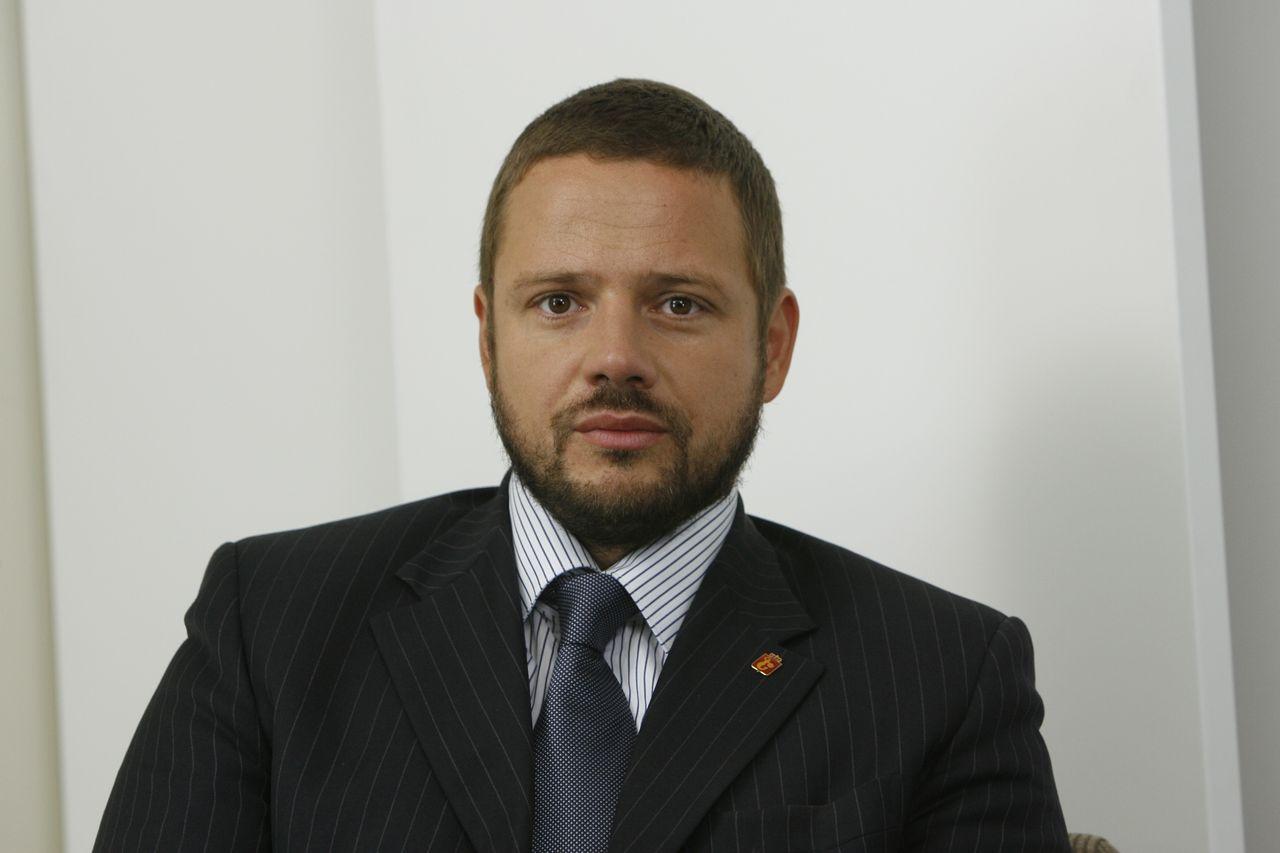 2009 rok - Rafał Trzaskowski jako eurodeputowany