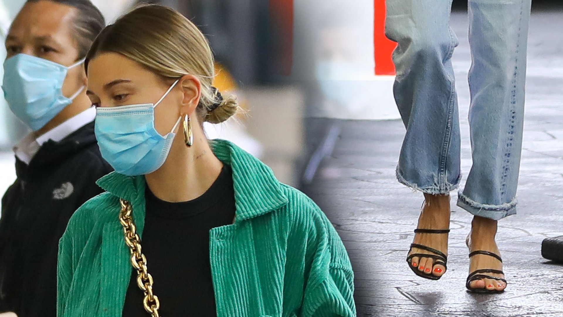Hailey Bieber wygląda stylowo nawet w drodze do lekarza – ma torebkę w stylu Anny Lewandowskiej (ZDJĘCIA)