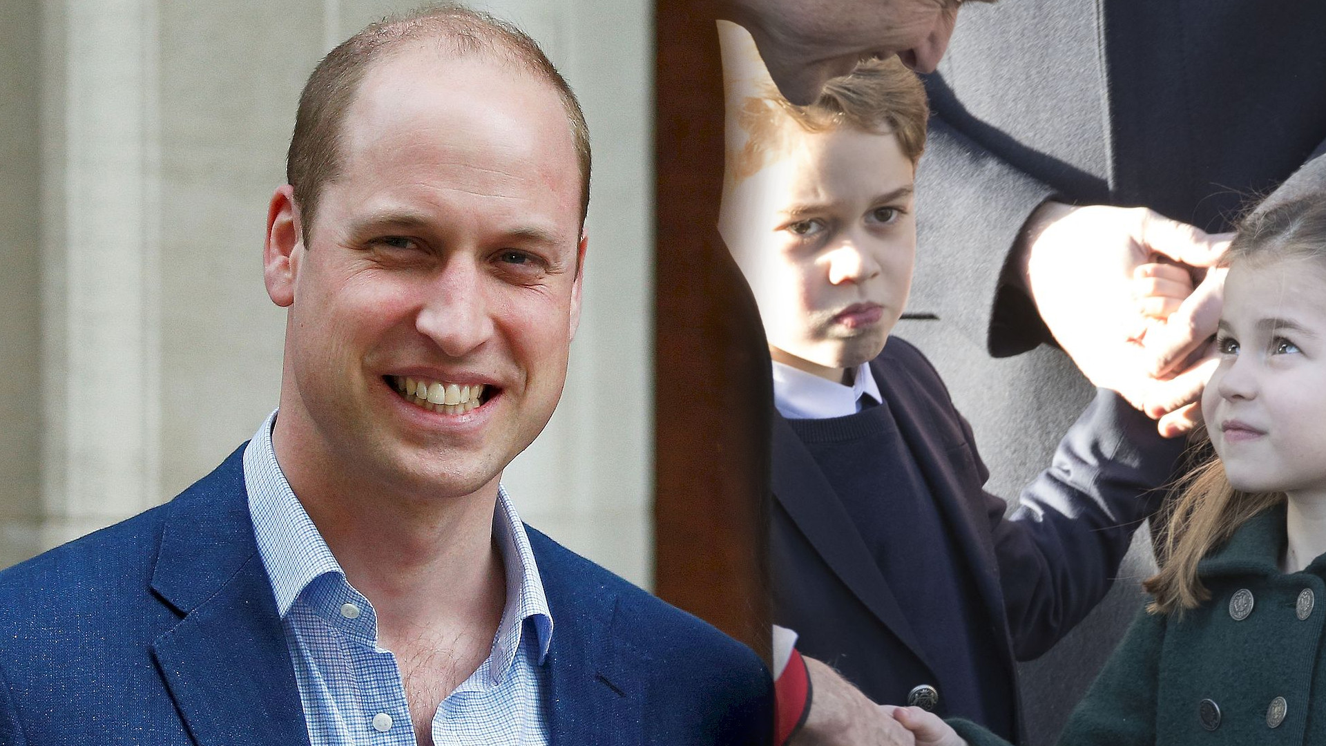 Książę William pokazał nowe zdjęcie z dziećmi. Ogrodniczki księżniczki Charlotte będą chciały mieć wszystkie dziewczynki