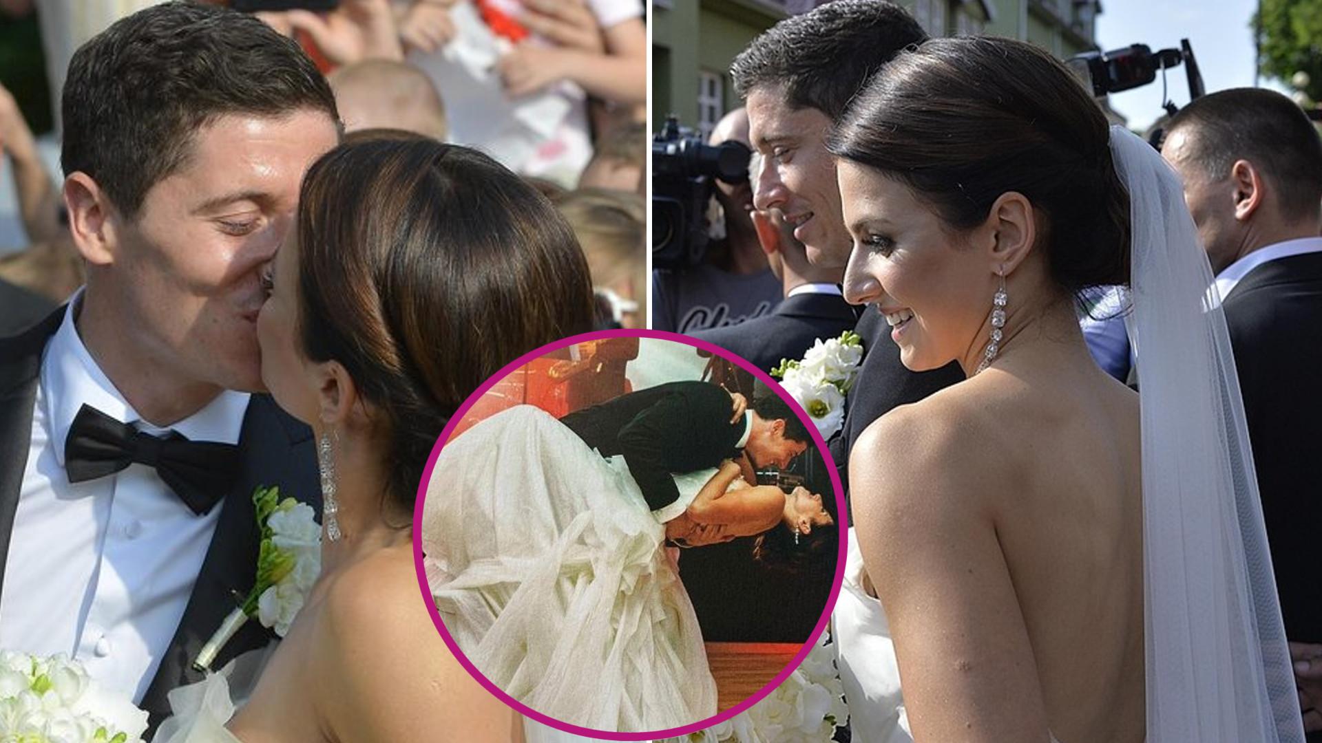 Lewandowscy świętują 7. rocznicę ślubu – pokazali nieznane zdjęcia