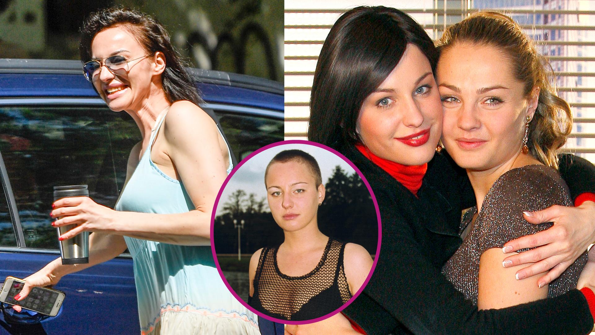 Maja Hirsch w drodze na plan zdjęciowy – jak się zmieniła Paulina z BrzydUli? (ZDJĘCIA)