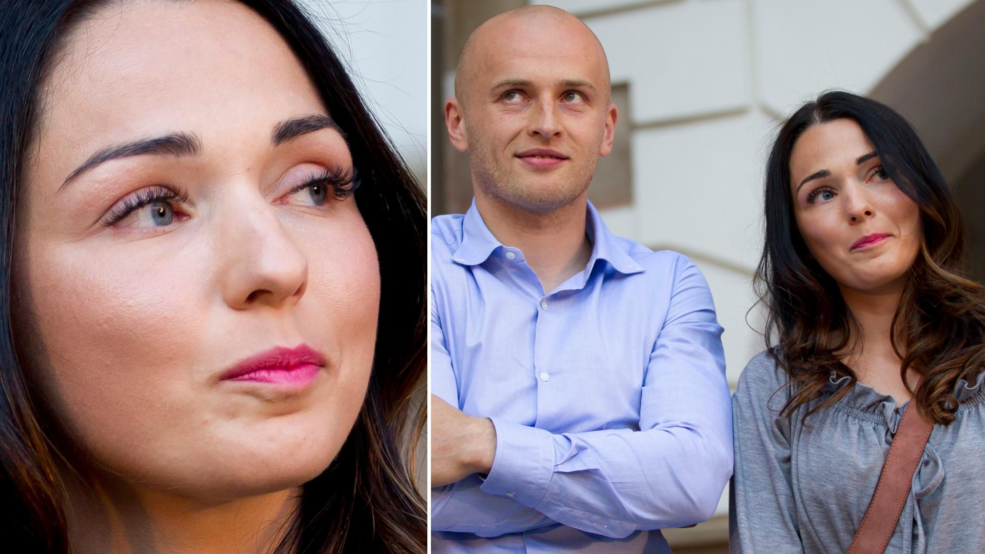 Nie tylko Lewandowscy! Michał Pazdan i jego śliczna żona też mają dziś 7. rocznicę ślubu
