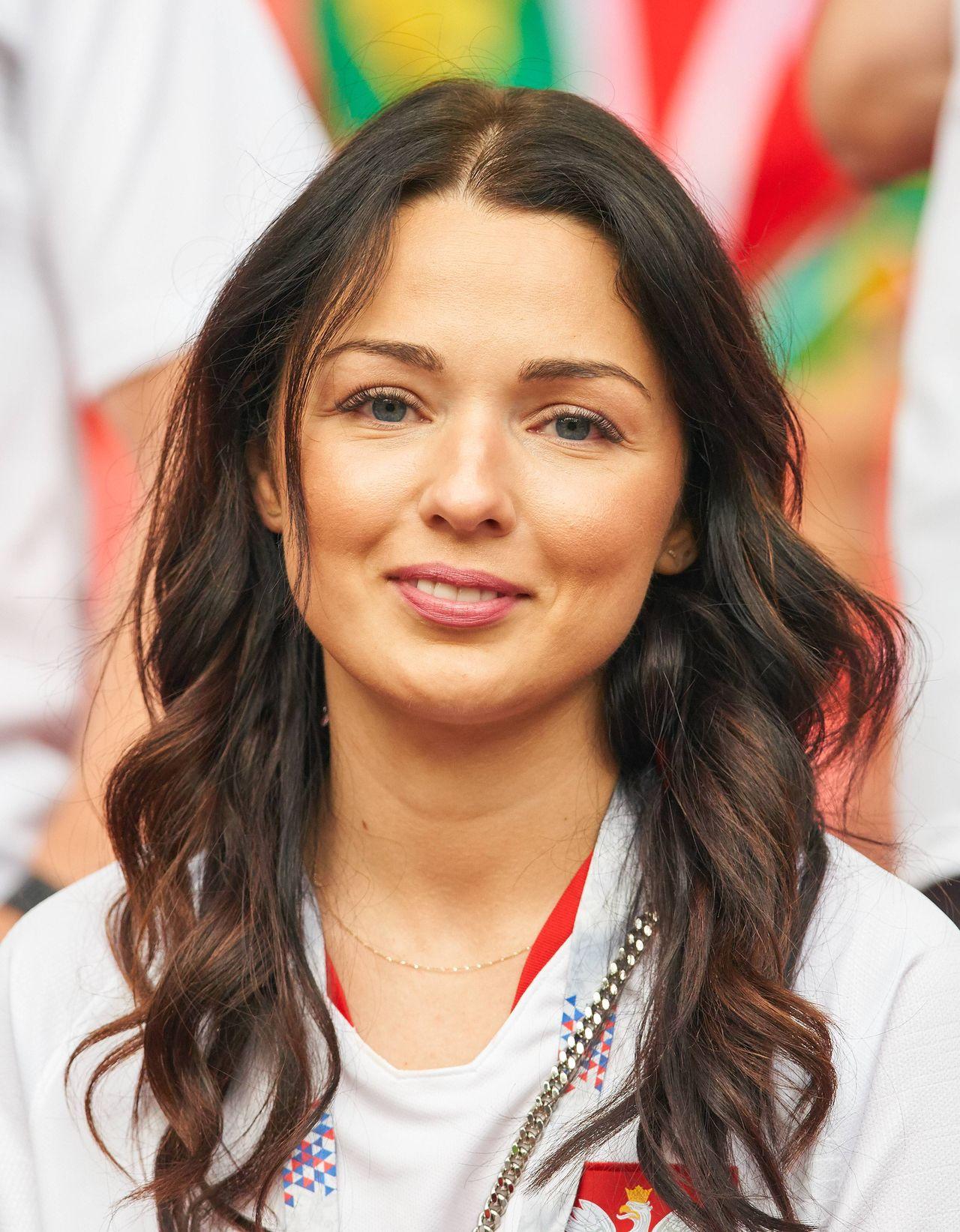 Dominika Pazdan, żona Michała Pazdana, 2018 rok