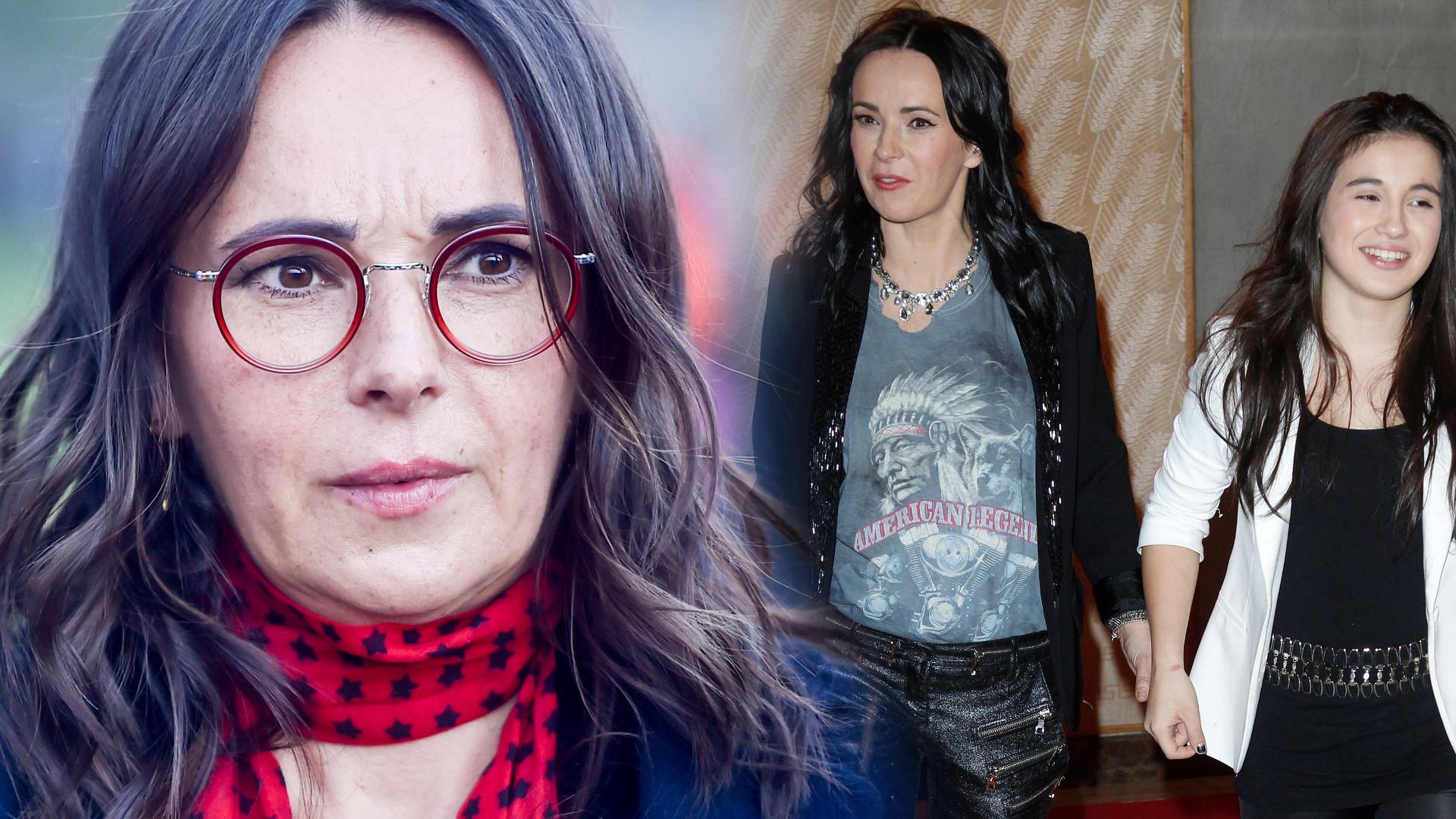 Kasia Kowalska ujawniła, na co NAPRAWDĘ chorowała jej córka Ola