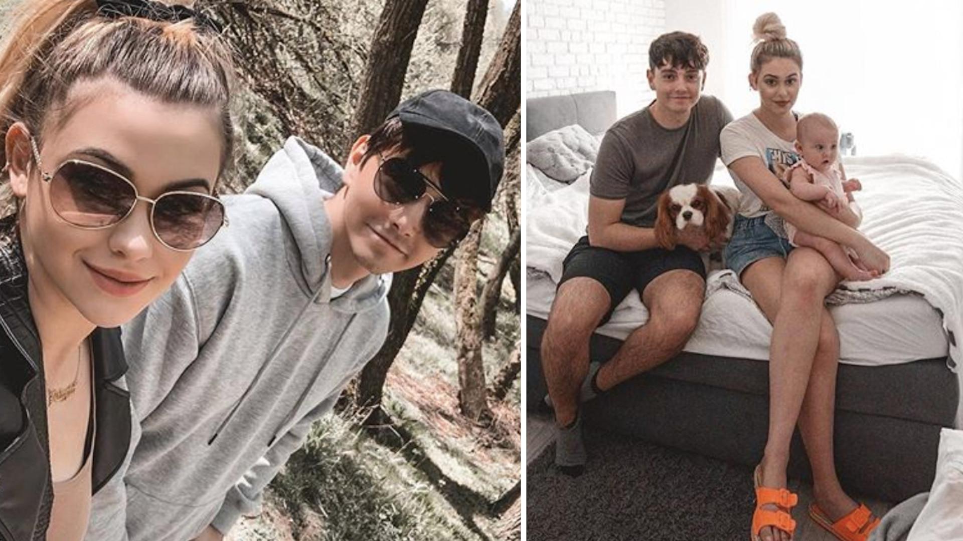 Tak mieszkają młodzi rodzice – youtuberzy! Sylwia Przybysz i Jaś Dąbrowski mają przytulne gniazdko