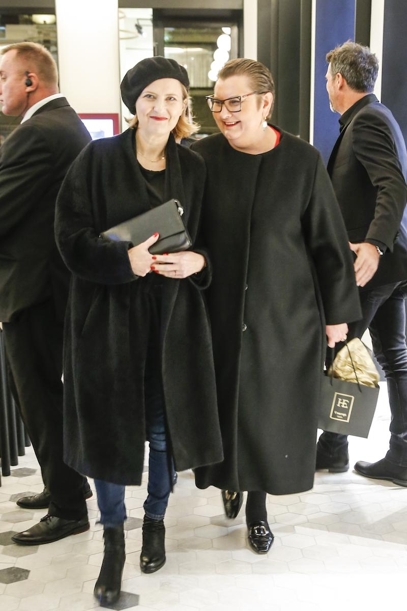 Anna Męczyńska i Izabela Kuna, Fot. Podlewski/AKPA