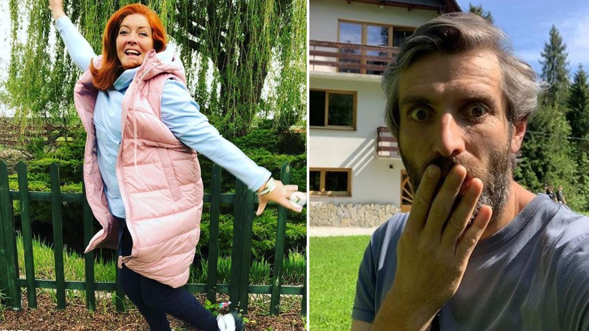 Maciej Dowbor pokazał córki a fani są zdania, że starsza z nich wygląda dokładnie jak babcia