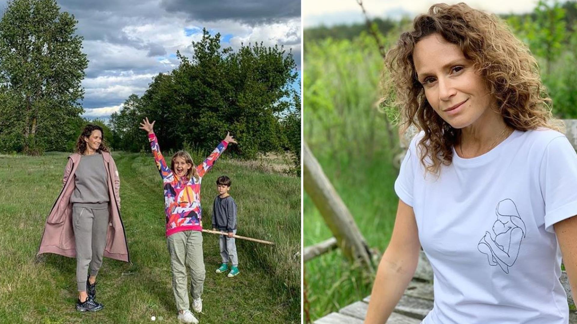 Monika Mrozowska oskarżona o DEPRAWOWANIE dzieci – poszło o kusy kostium kąpielowy