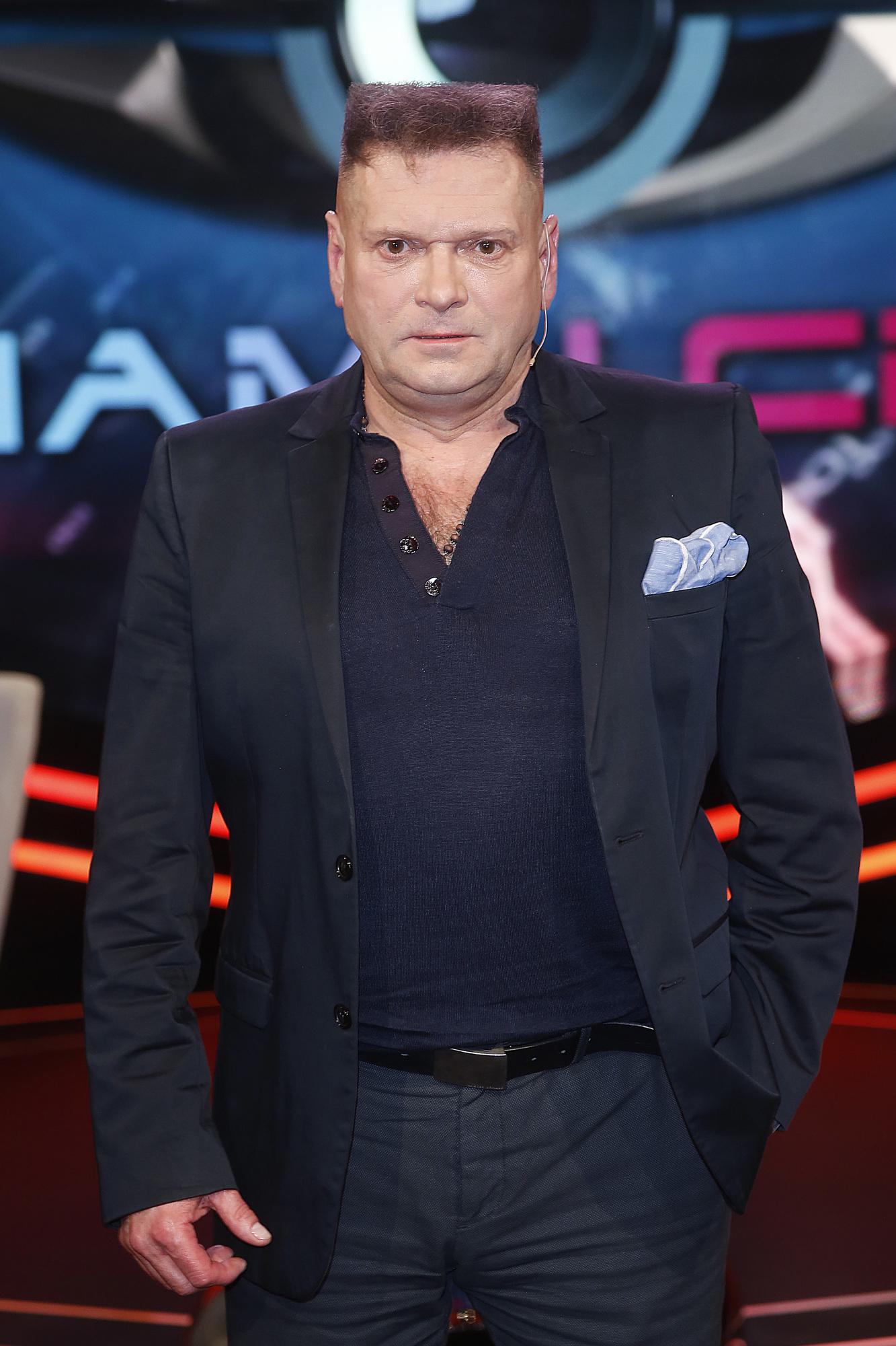 Krzysztof Rutkowski na ściance