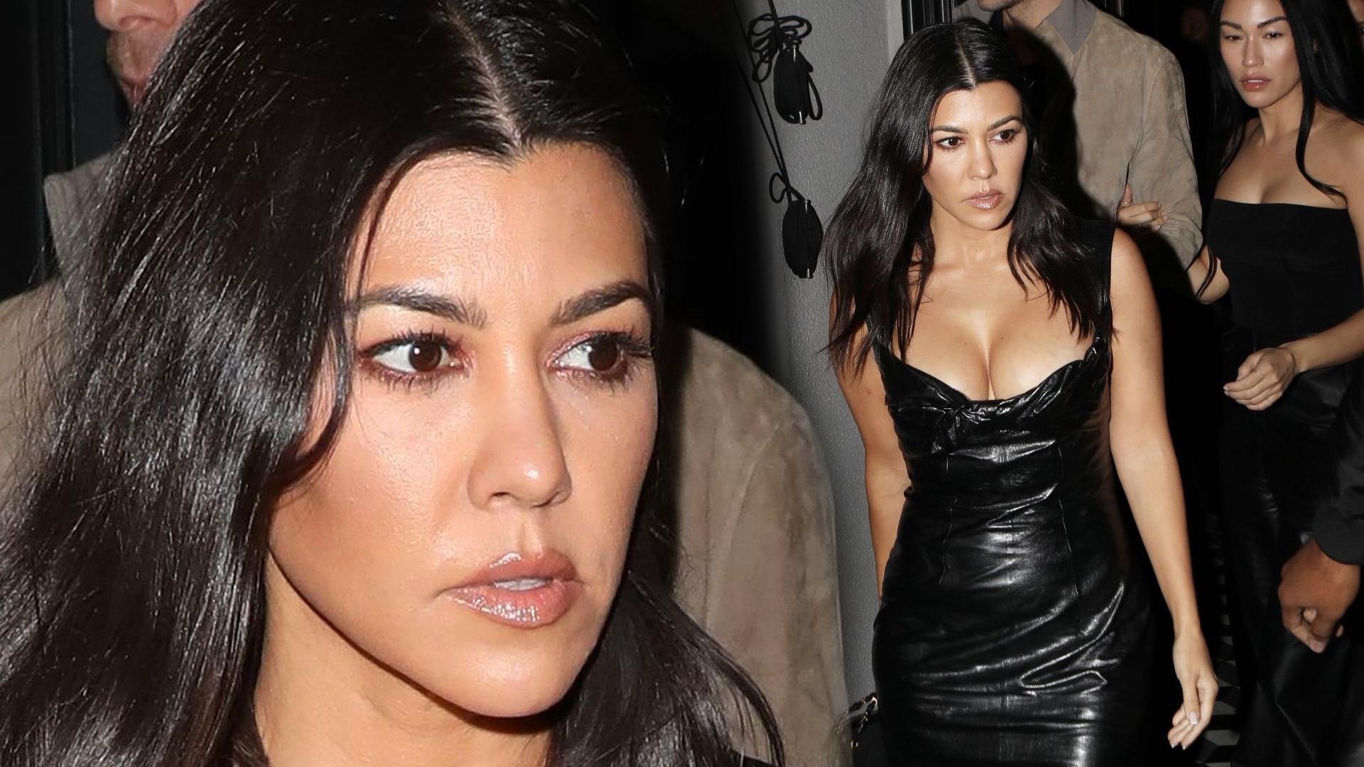 Kourtney Kardashian zdradziła, CO ROBIĆ – by mieć take mięśnie brzucha jak ona