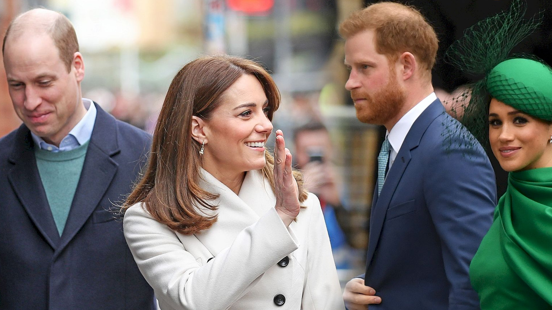 PRZEŁOM! Kate i William odwiedzą Meghan i Harry'ego w LA?