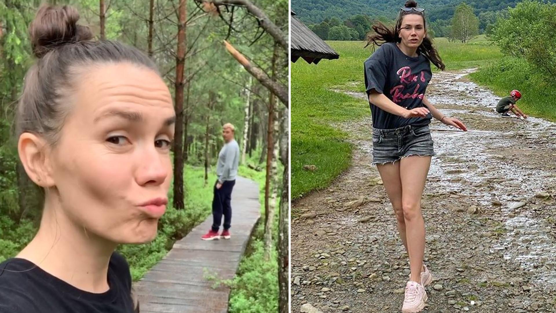 Olga Bołądź pokazała nowego partnera – aktorka znowu jest zakochana
