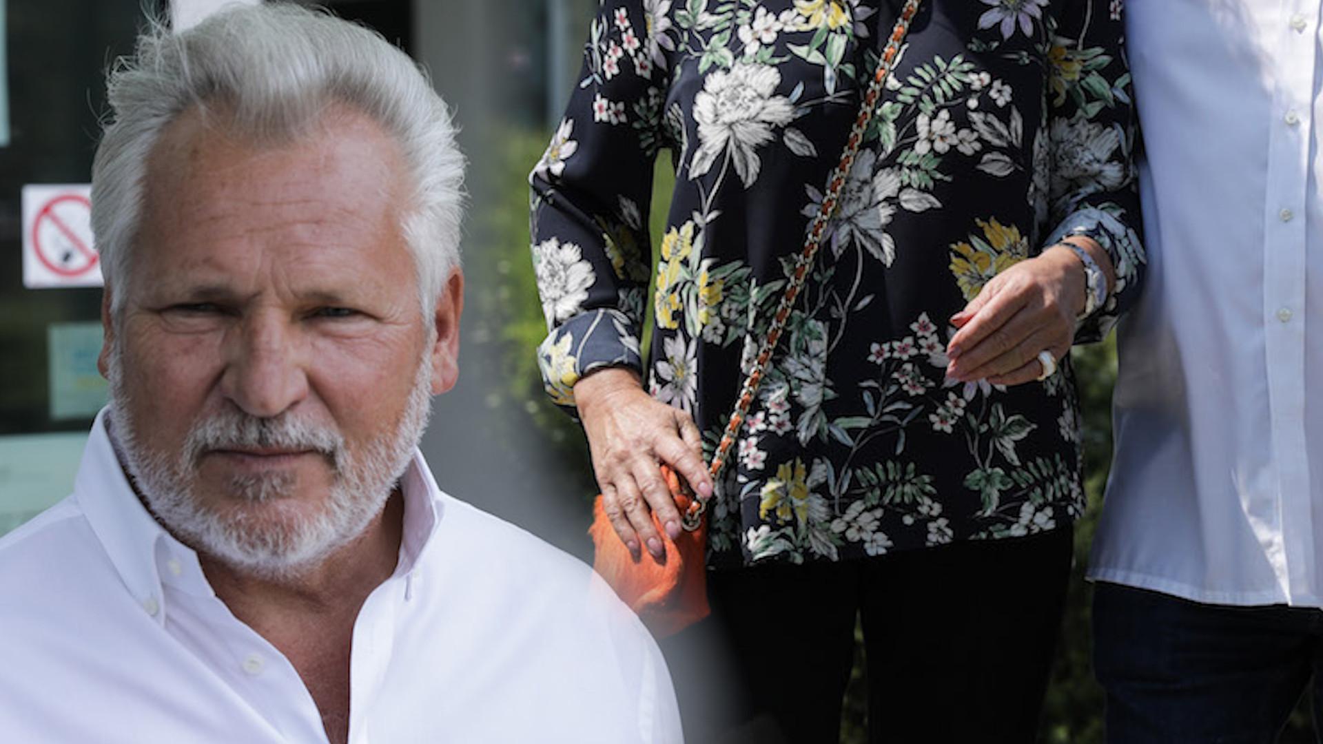 Jolanta Kwaśniewska z mężem przy urnie wyborczej. Jak zwykle, pełna klasa