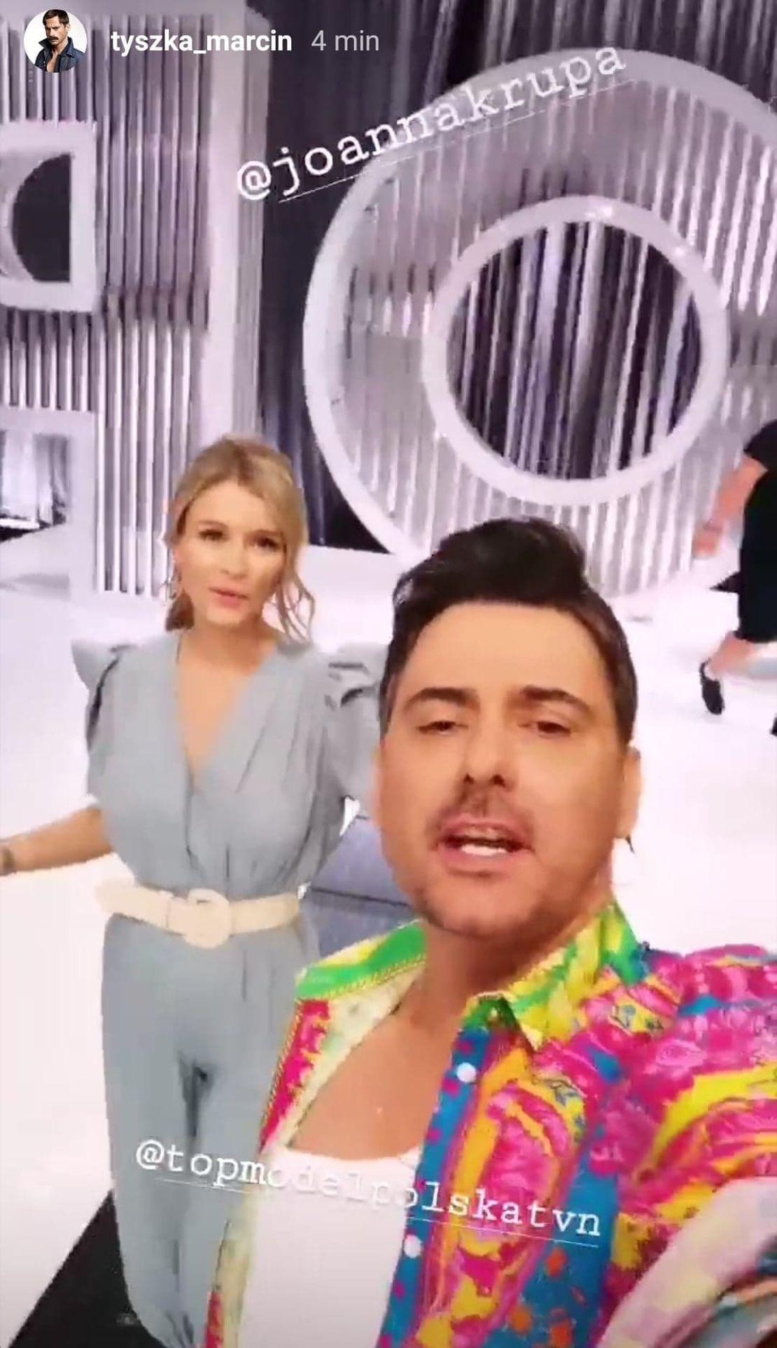 """Jurorzy """"Top Model"""" na planie 9. edycji show"""