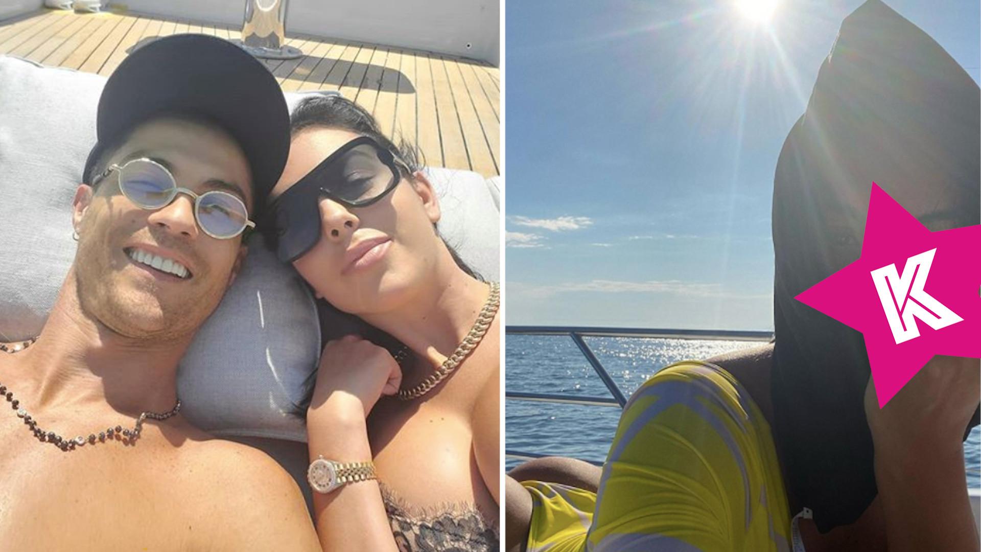 OMG! Georgina Rodriguez i Cristiano Ronaldo się zaręczyli?