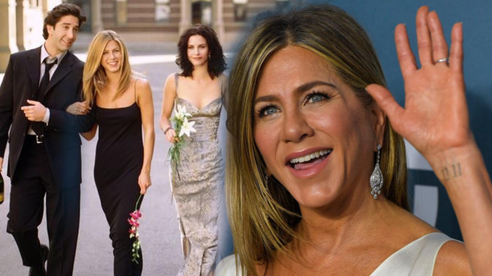 Jennifer Aniston w gorzkich słowach mówi o roli Rachel Green – zabraknie jej w odcinku specjalnym?