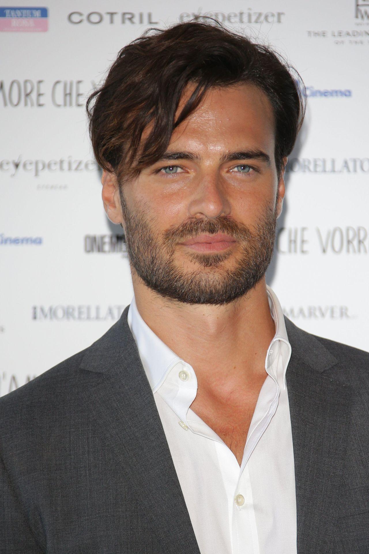 Giulio Berruti, włoski aktor, który zagra w Dziewczynach z Dubaju