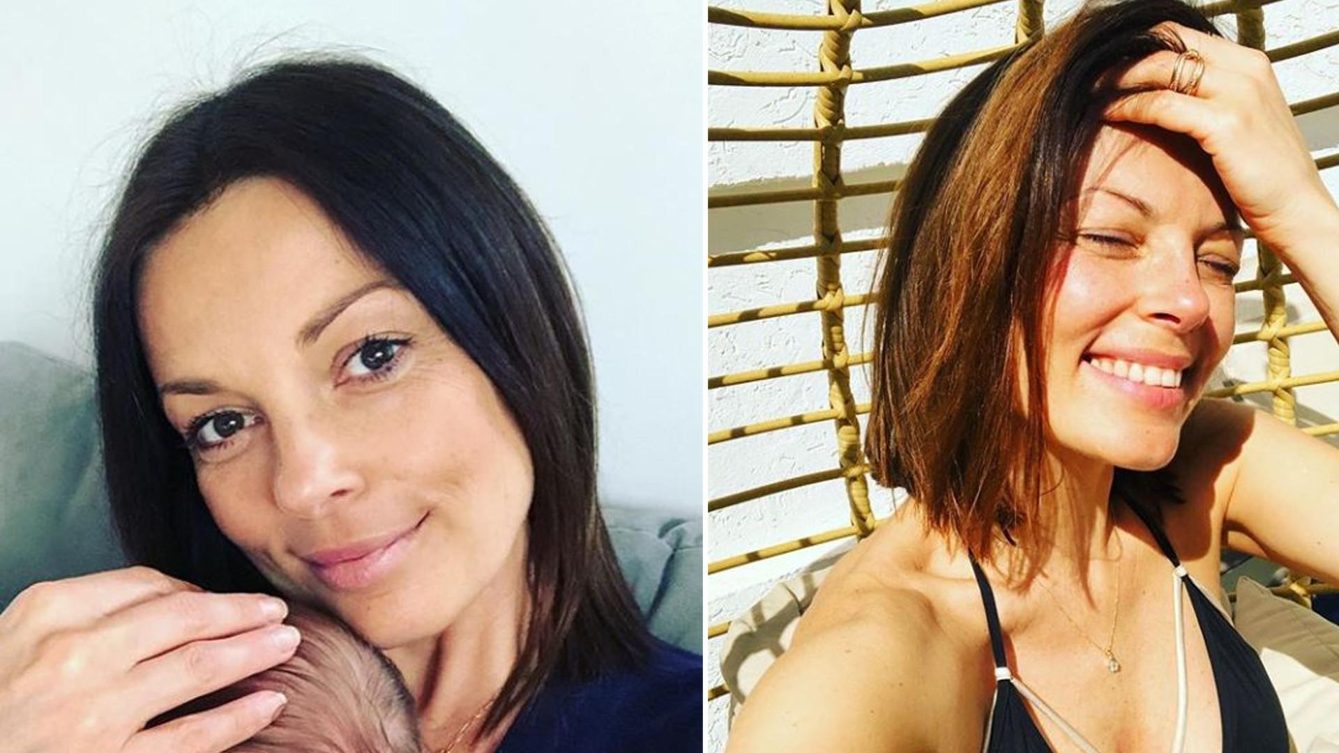 Katarzyna Glinka zachwyca w naturalnym wydaniu – bez makijażu i w nie ułożonych włosach