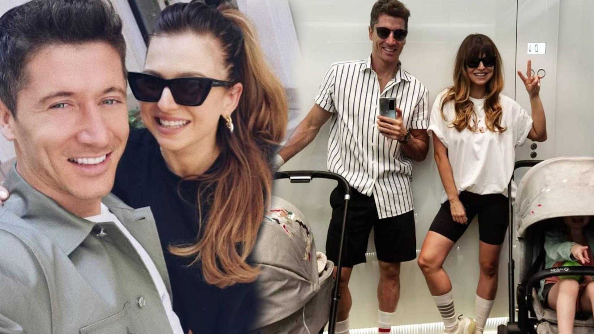 Dokąd Anna i Robert Lewandowscy wyjadą na wakacje? Para ma teraz dużo pracy…