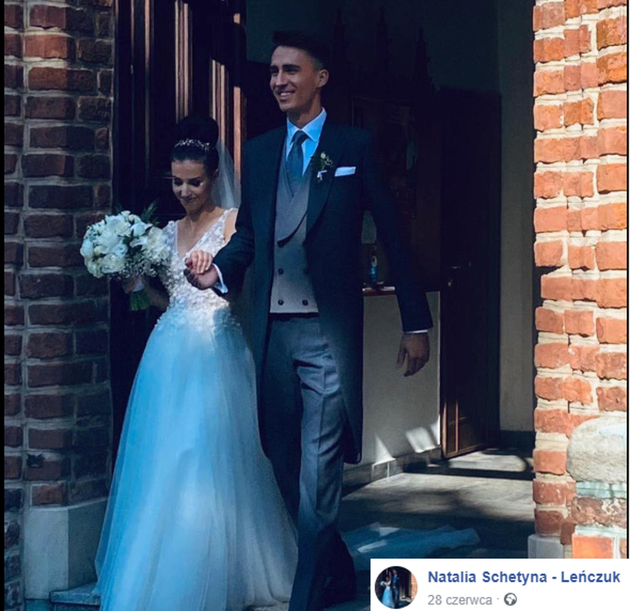 Córka Grzegorza Schetyny wzięła ślub