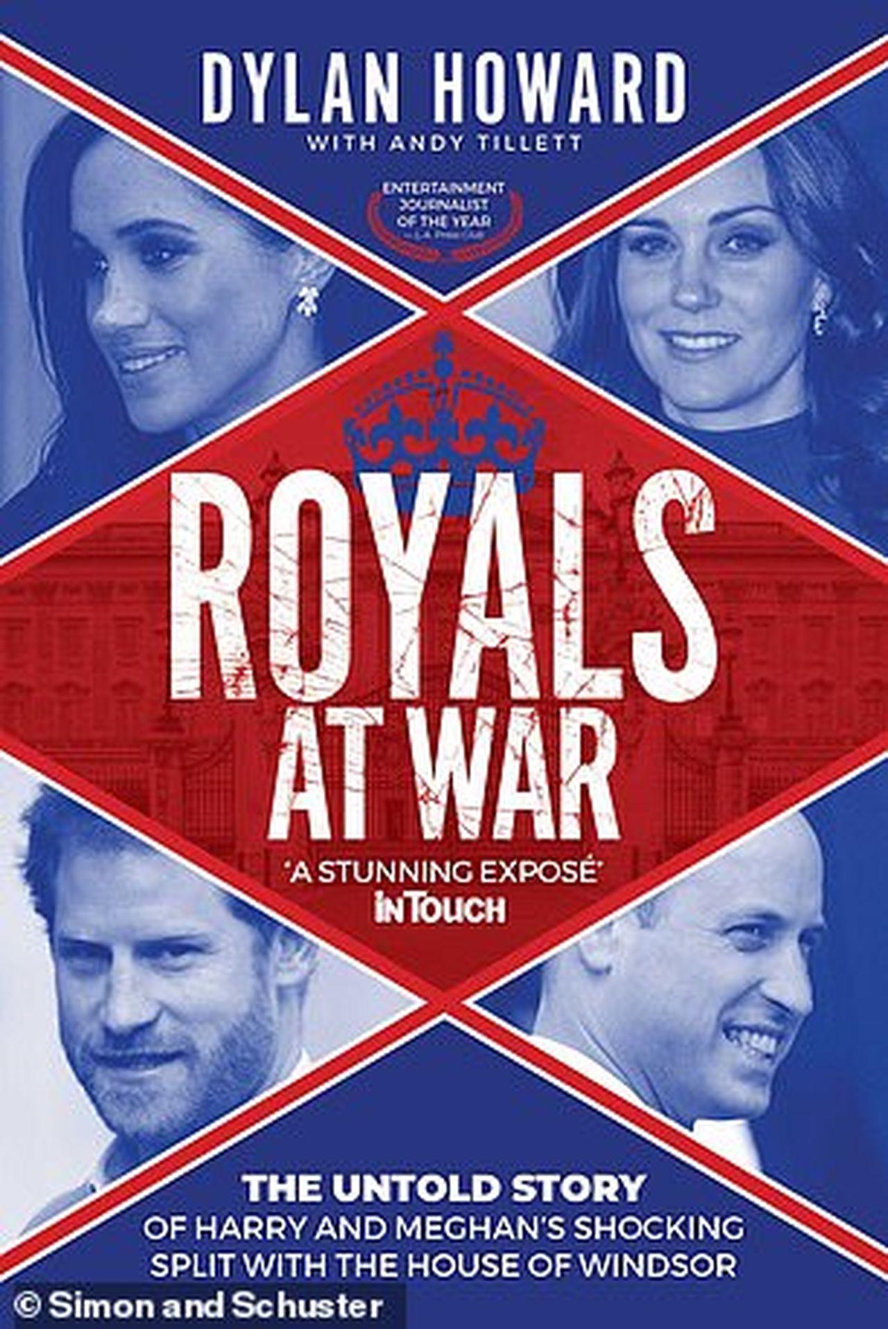Nowa książka o rodzinie królewskiej