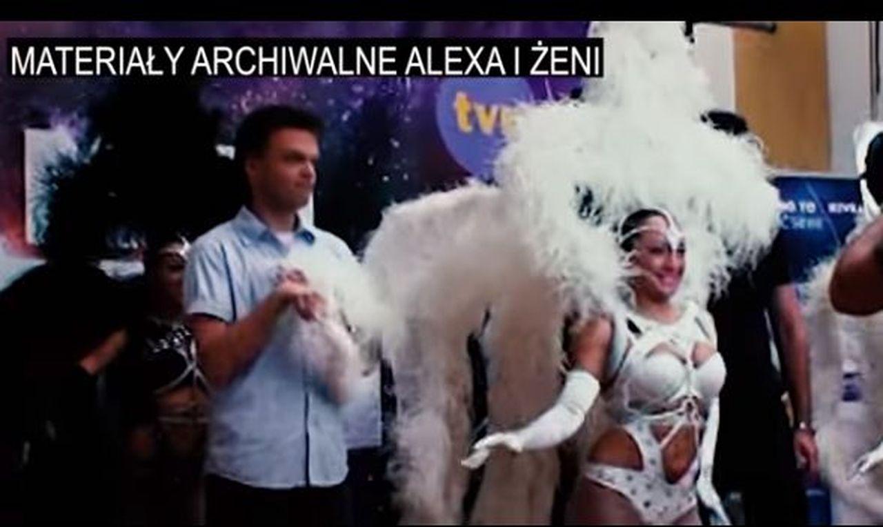 Prostytutki z klubów nocnych Alexa i Żeni w półfinale Mam talent