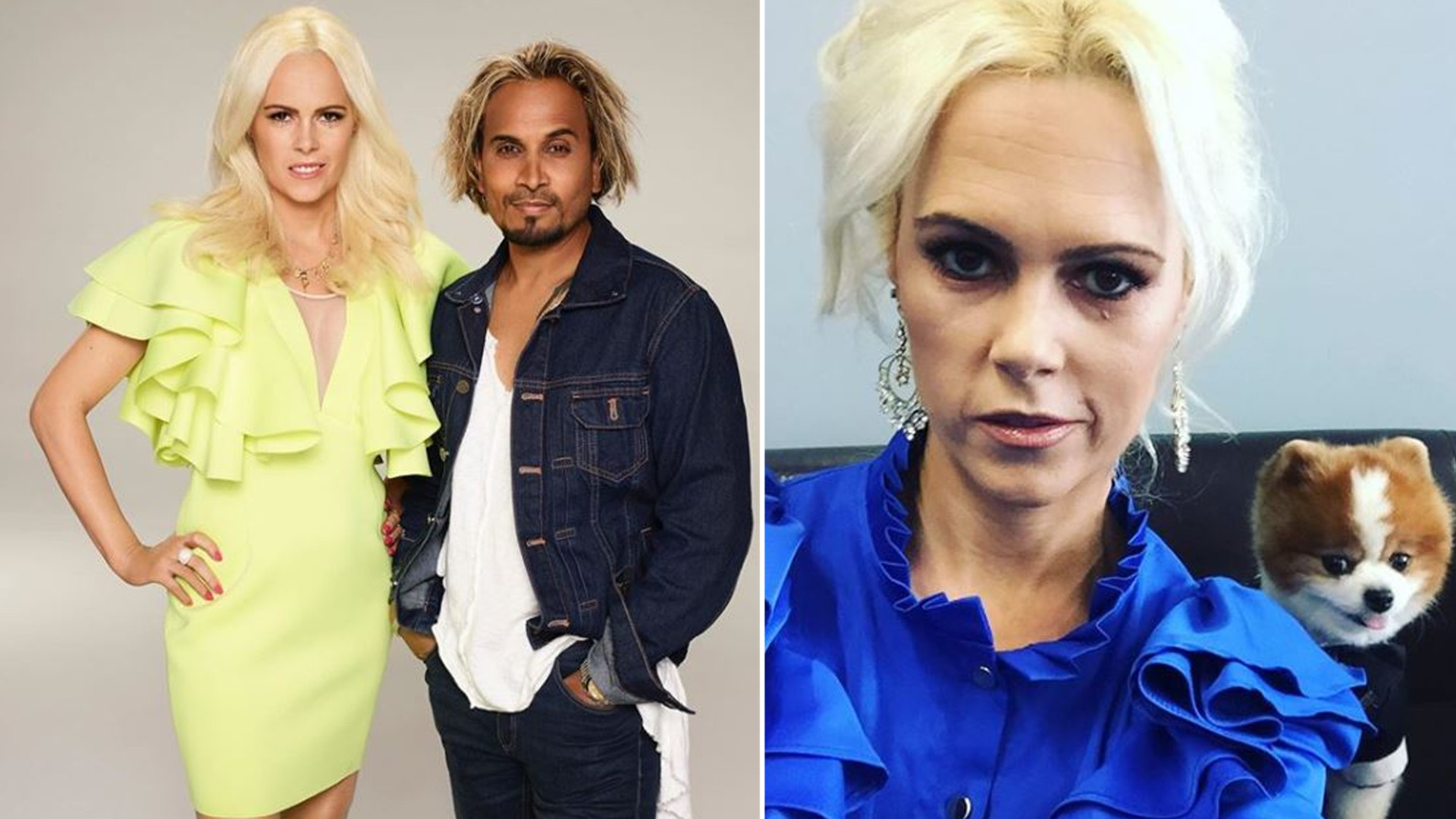 Żona Hollywood, Iwona Burnat przeszła sporą metamorfozę – już nie jest blondynką