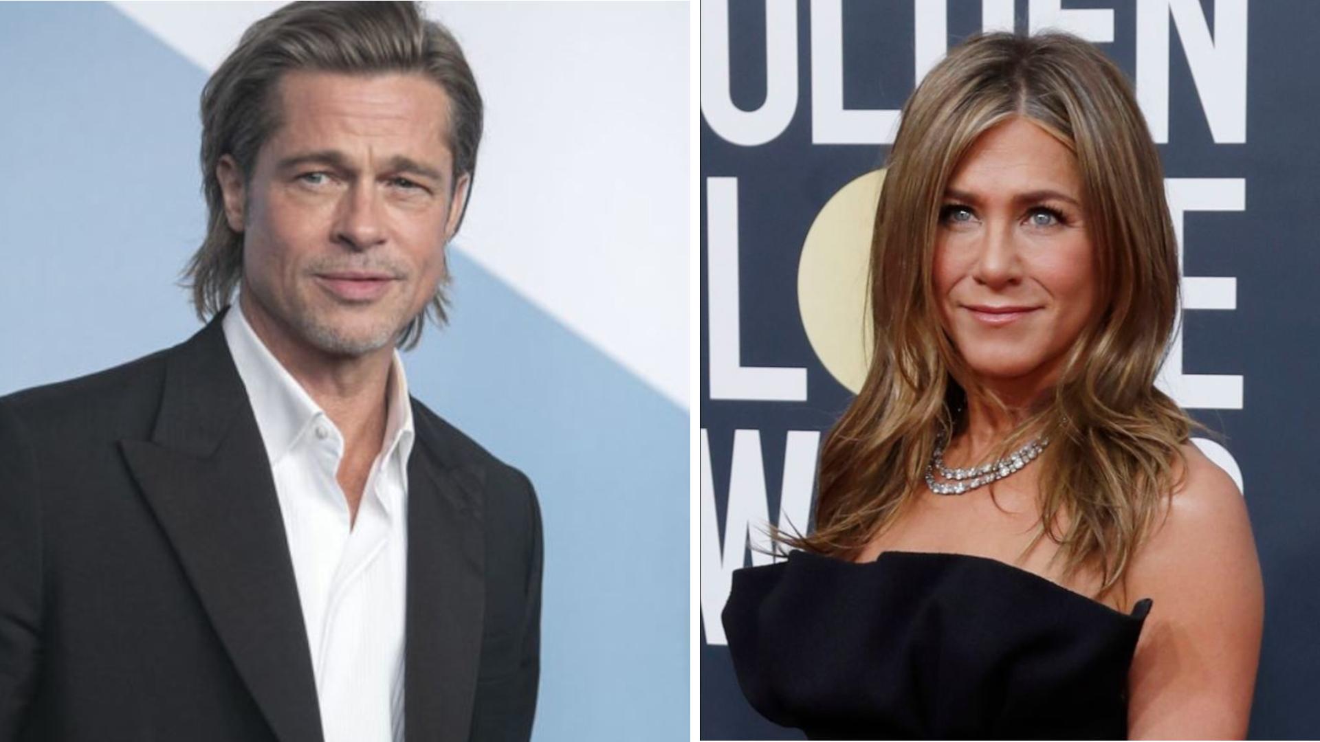 Jennifer Aniston i Brad Pitt MIESZKAJĄ ze sobą? Fani dopatrzyli się dowodu