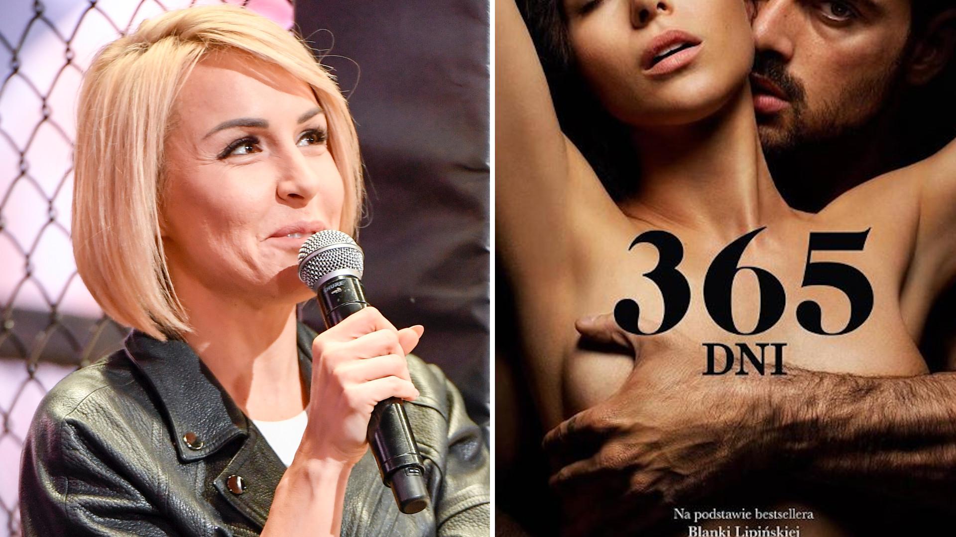 """""""365 dni"""" najlepszym polskim filmem na Netflixie? Blanka Lipińska dokonała niemożliwego"""