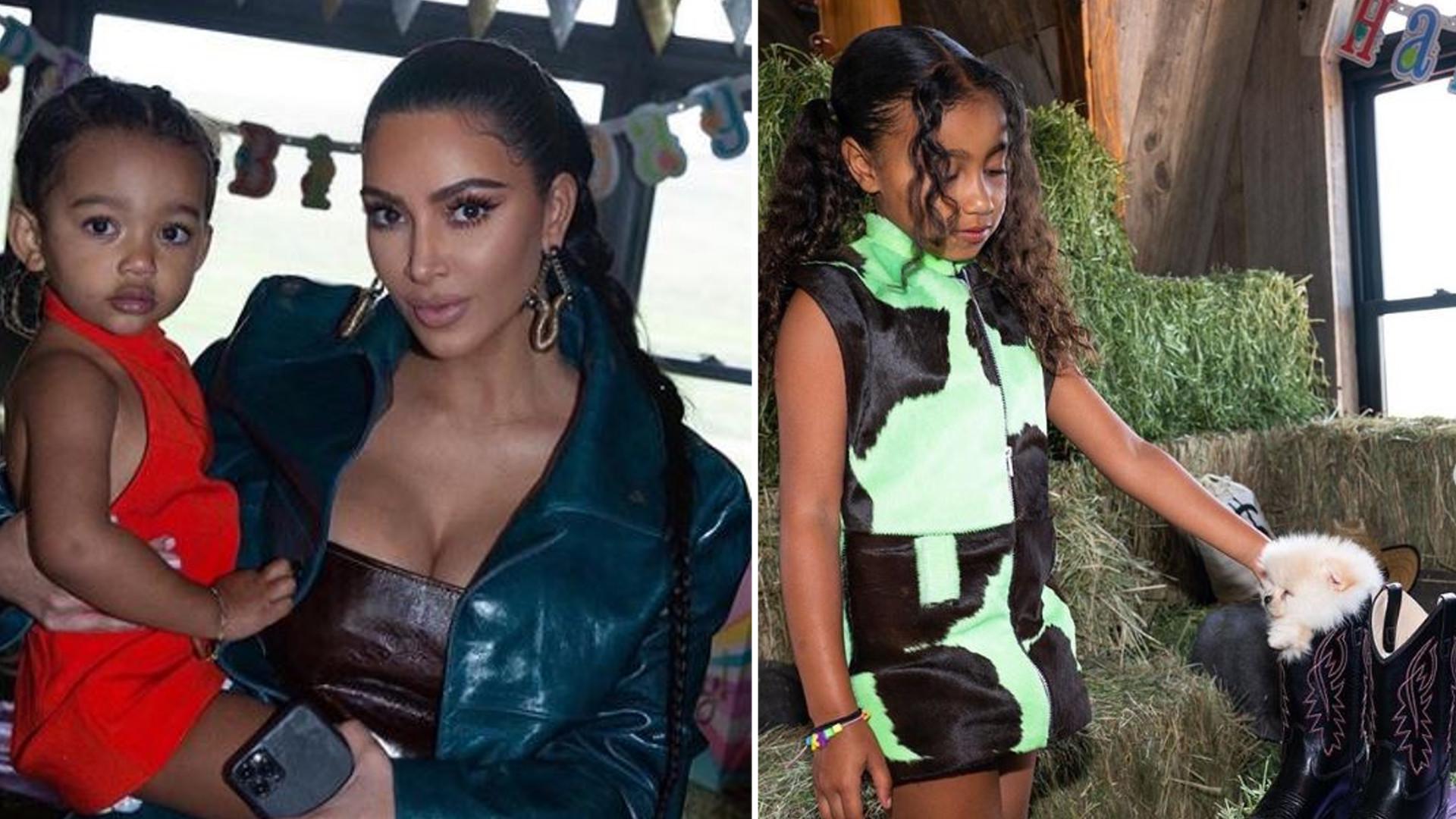 Kim Kardashian zorganizowała córce wyjątkowe urodziny, wszystko w klimatach Dzikiego Zachodu