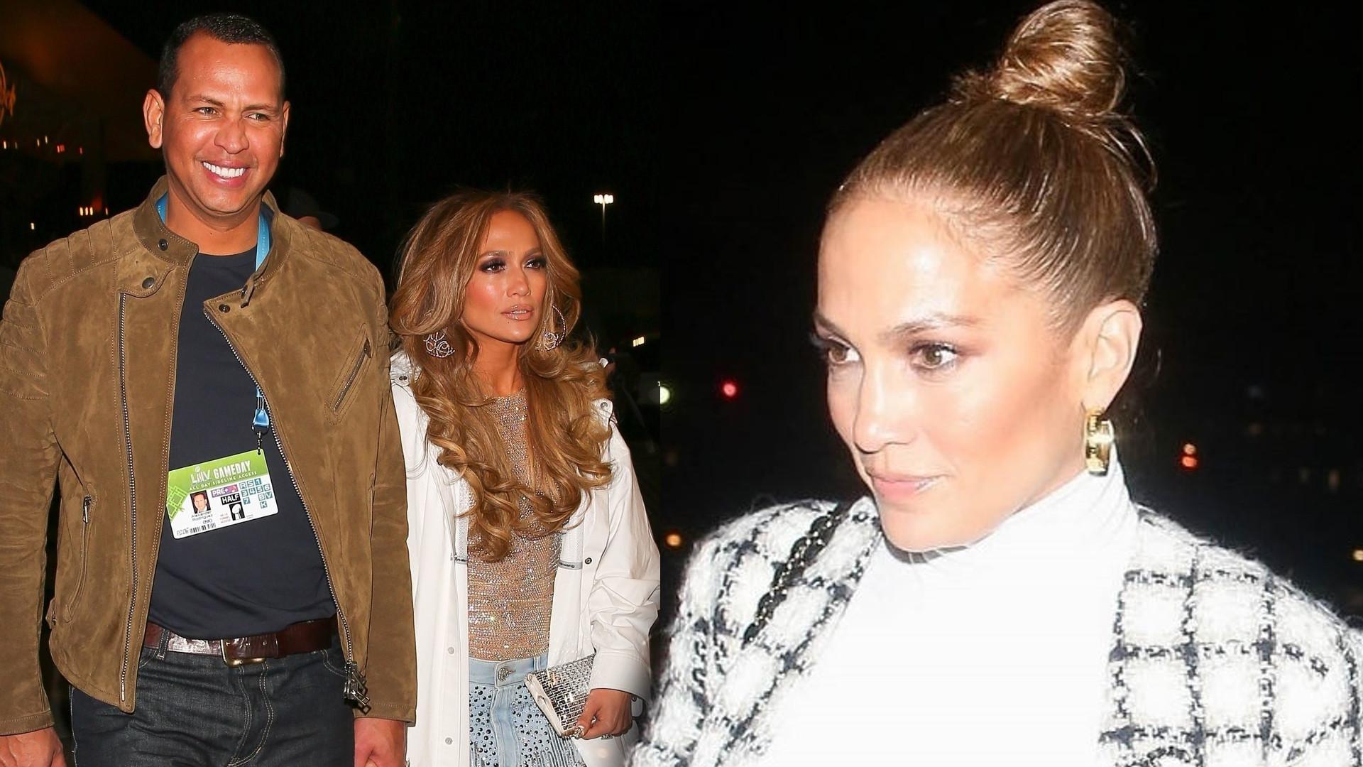 Jennifer Lopez i Alex Rodriguez już po ŚLUBIE? Fani tak myślą przez ich najnowsze selfie