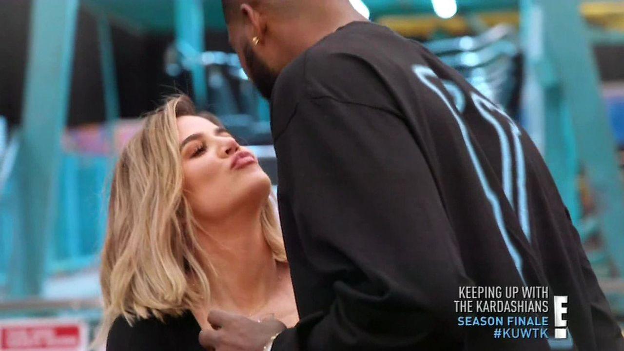 Khloe Kardashian wróciła do Tristana Thompsona.