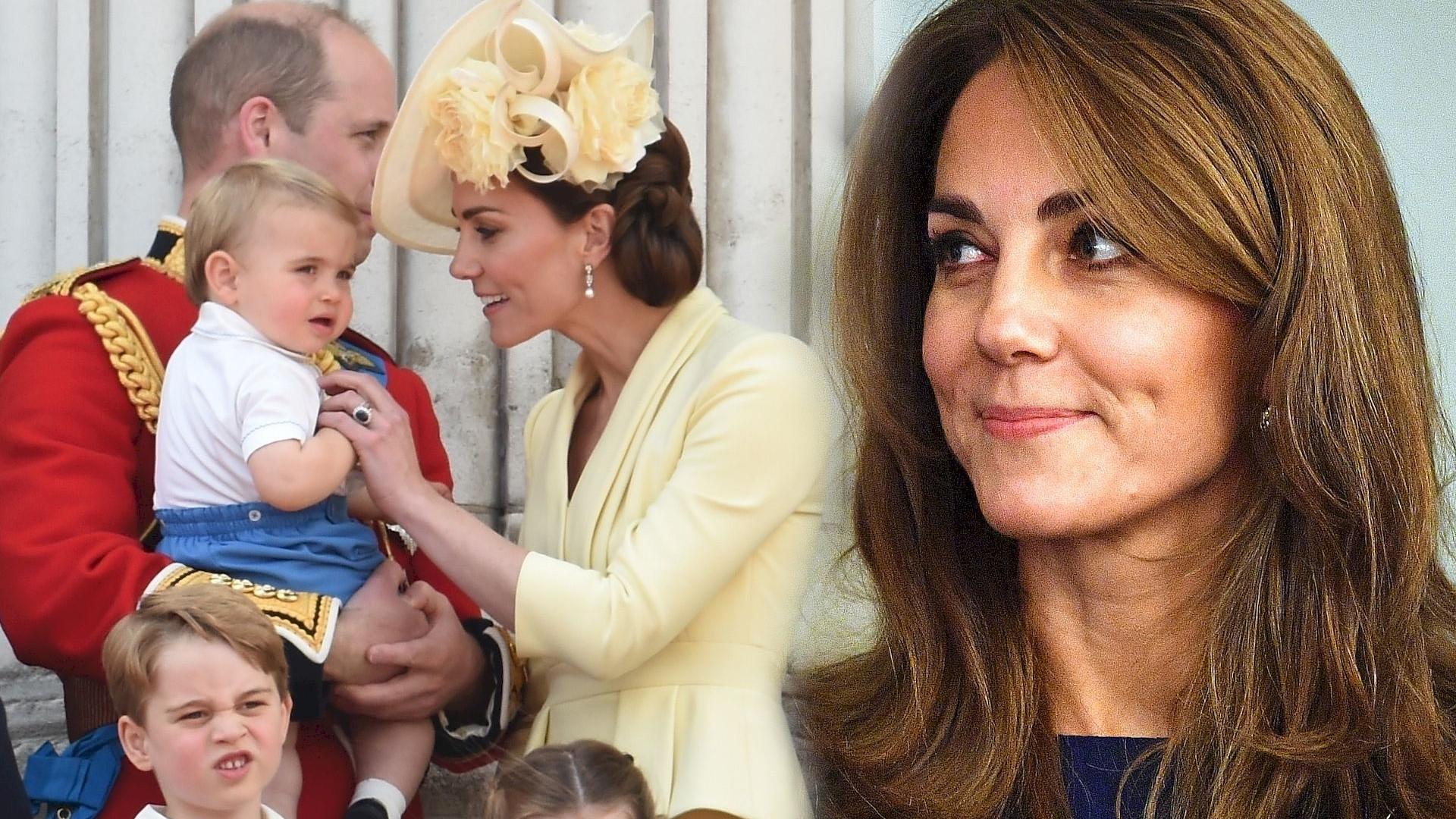 Książę George obraził się na młodszego brata, księcia Louisa – Kate ujawniła przyczynę
