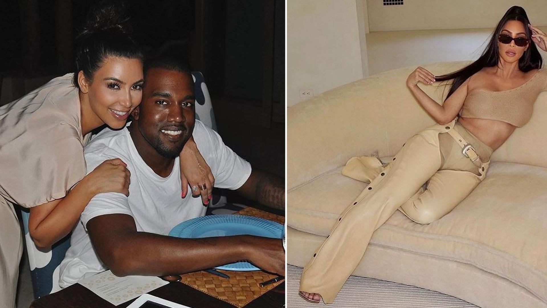 """Kanye West wie, jak zaskoczyć Kim. Zamienił ich łazienkę w """"magiczny ogród"""""""