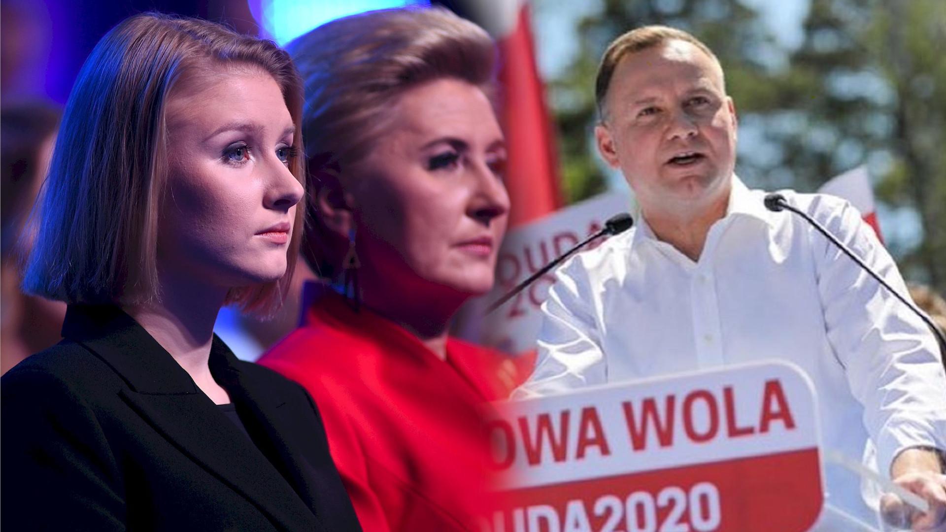 Andrzej Duda o relacji z córką. To dlatego nie wspiera taty w obecnych wyborach prezydenckich?