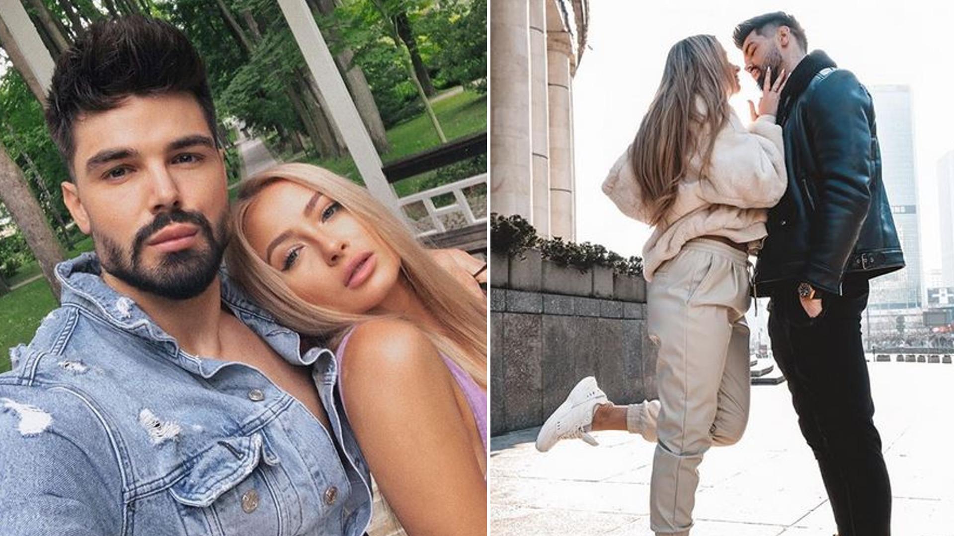 """Paweł z """"Love Island"""" komentuje plotki o rozstaniu z Moniką – dodał wspólne zdjęcie, ale gorzko zażartował na jej temat"""