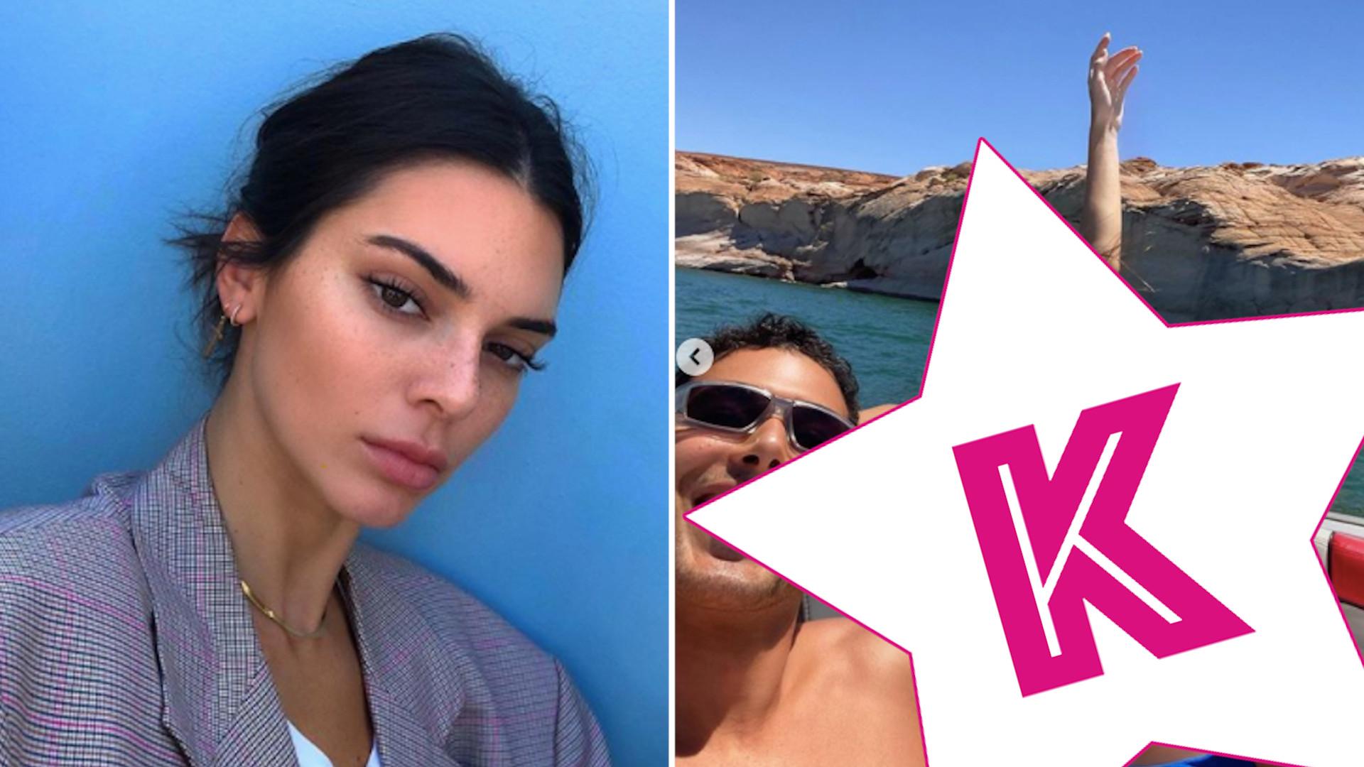 Kendall Jenner pokazała się w stroju kąpielowym. Wygląda jak BOGINI